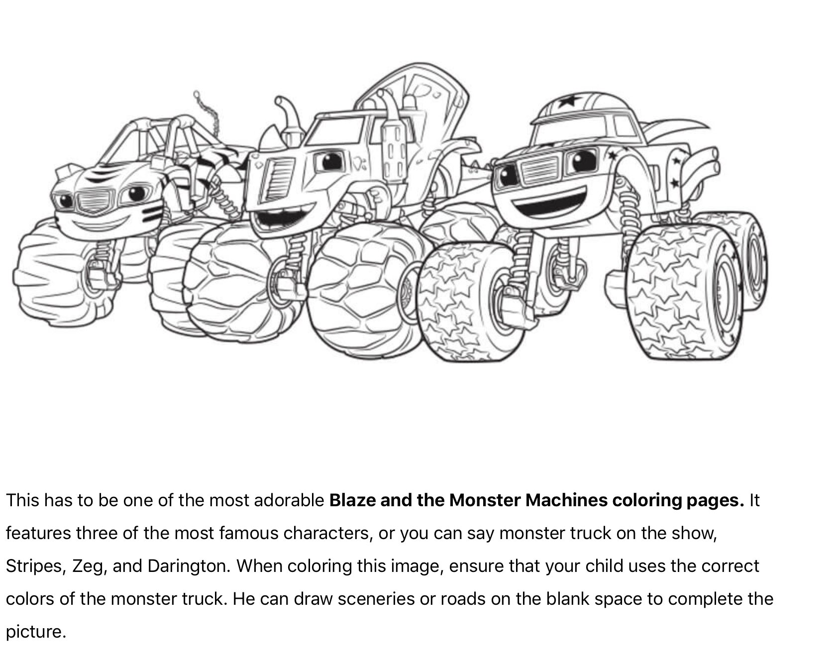 The Beef Baron On Twitter When Colouring This Image Ensure That Your Child Uses The Correct Colours Of The Monster Truck Alright Colouring Cop Https T Co 1sfzm0jnvv
