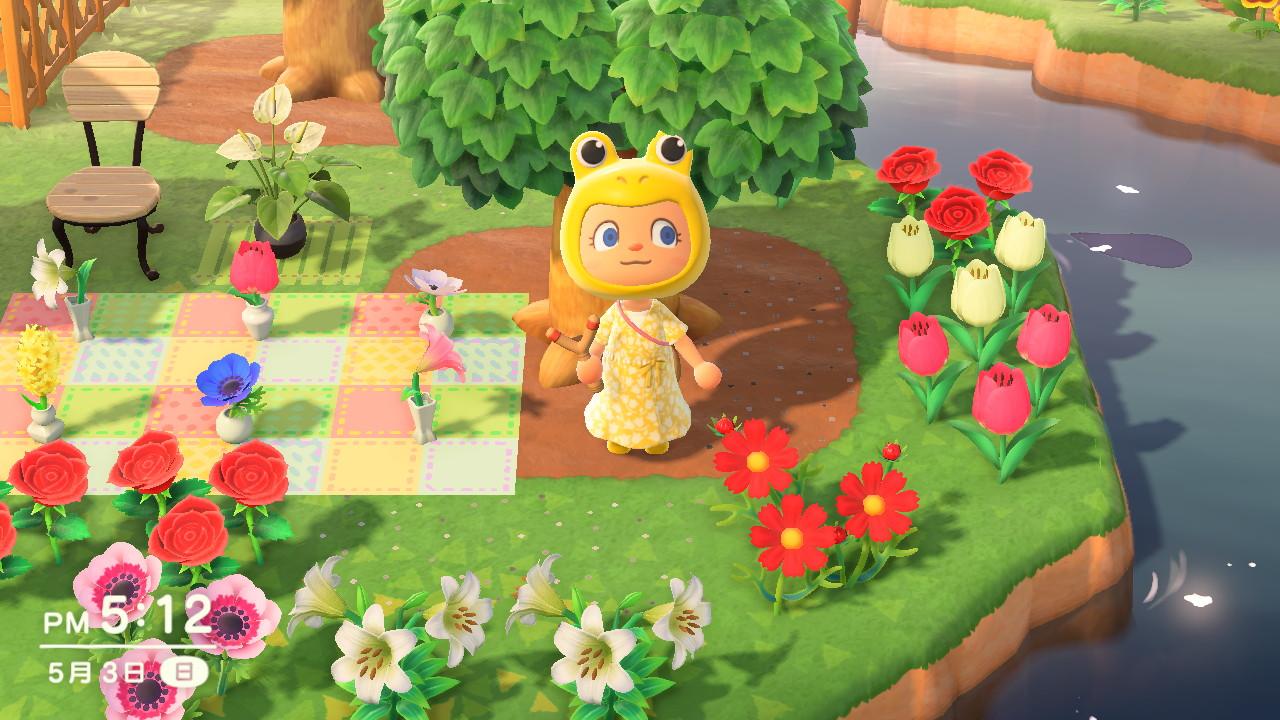 花 増殖 森 あつ 【あつ森】水やりはフレンドがすると効果が超アップ?レア花増殖の技|もなよのゲームブログ