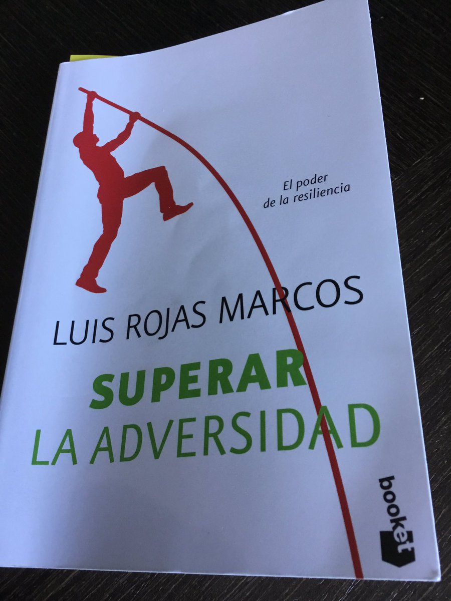 #Superarlaadversidad Buen libro en tiempos de pandemia #resiliencia #confinamientolector @LuisRojasMarcos @Booket_Planetapic.twitter.com/DE5RTvADtg