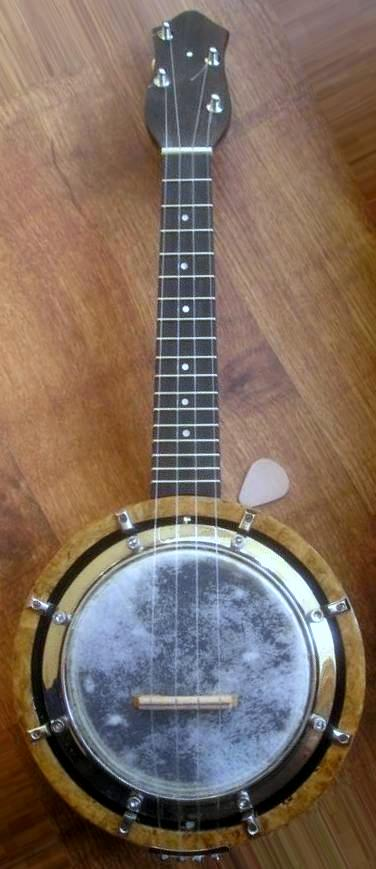 Eric Graham & Co Banjo Ukulele