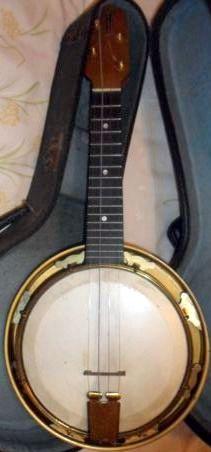 columbian banjolele Banjo Ukulele