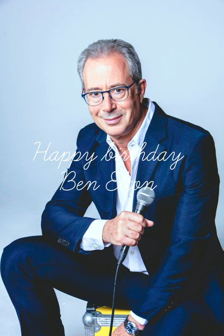 A very happy 61st birthday to the amazingly talented Ben Elton