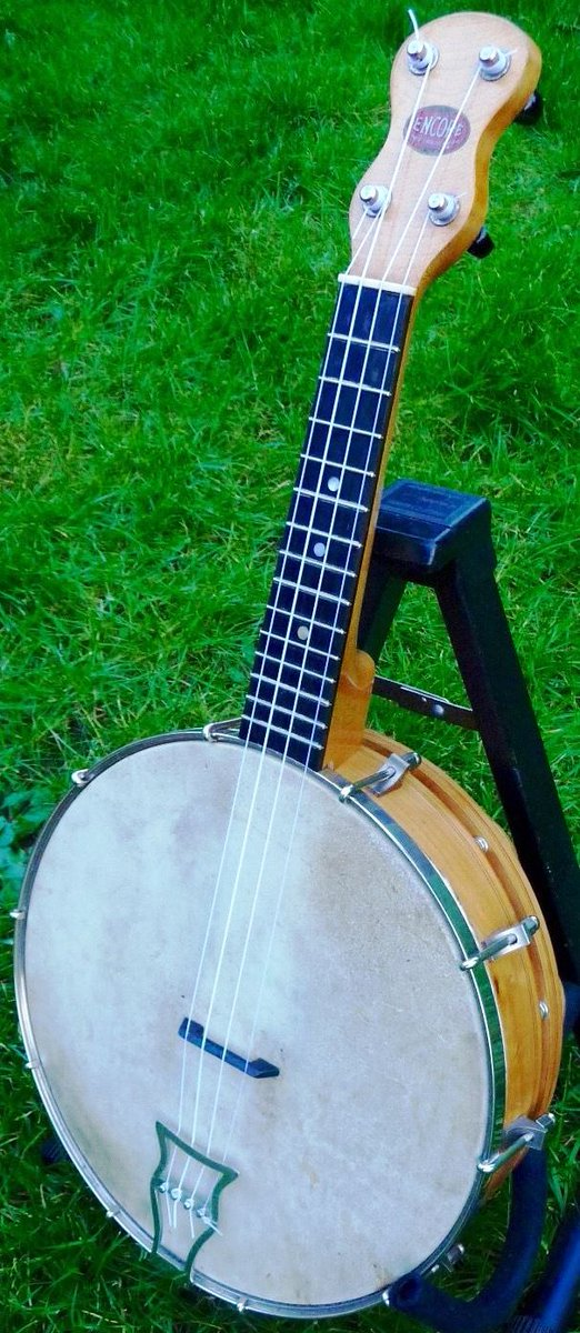 GH&S made encore Banjo Ukulele
