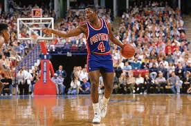 Happy 57th Birthday to legend Joe Dumars! The Most Influential Piston of All-Time