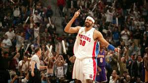 Happy 46th Birthday to Rasheed Wallace, the final piece of the puzzle for the Going To Work