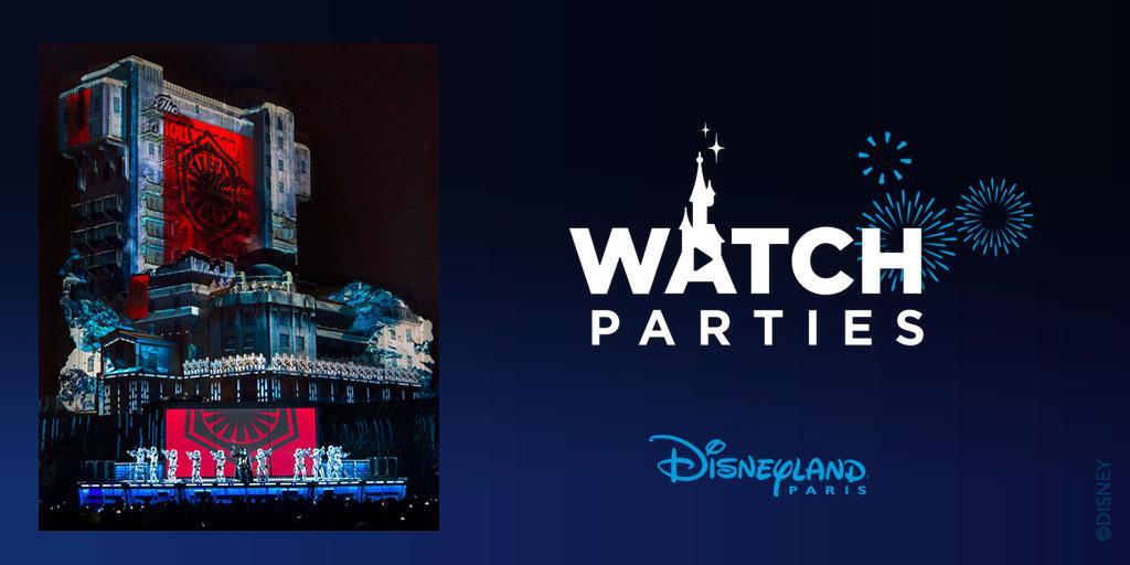 """[VIDEO] Revivez les moments cultes de la saga Star Wars avec """"Star Wars : La Célébration Galactique"""", un spectacle nocturne époustouflant à (re)découvrir sur notre chaîne YouTube: https://t.co/QEIkAUQBLe 💫 #DisneyMagicMoments #MayThe4thBeWithYou https://t.co/WOWm6HBh0K"""