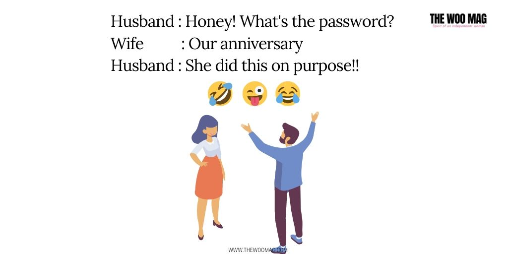 Don't your husband forget your anniversary. Try the tech way #funny #funnymemes #funnyaf #funnymeme #funnypost #funnypicture #funnytextposts #funnymoment #funnyfaces #funnyday #funnytextpost #funday #sundayfunday #jokes #funnyjokes #fun #funnyjoke #wife #husband #womenatbestpic.twitter.com/2VxutI9jgD
