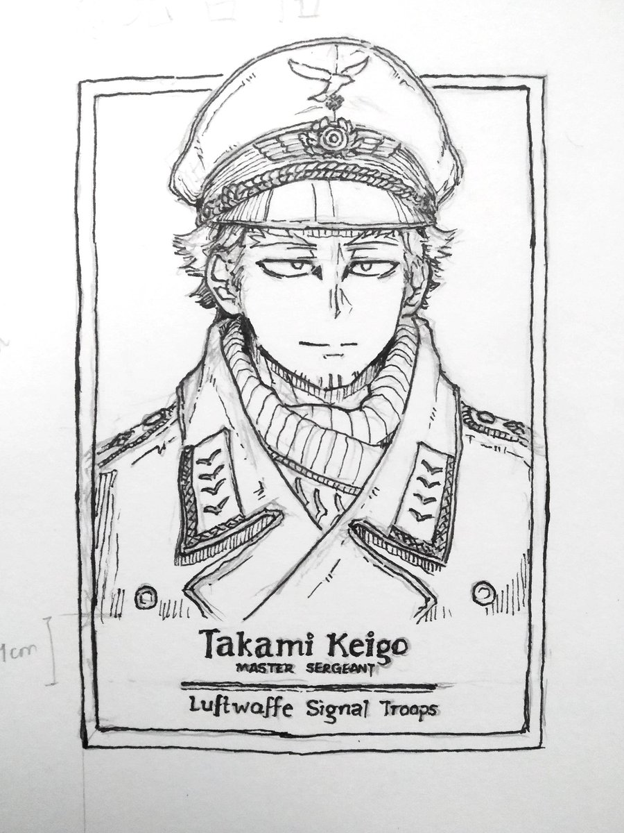 Some rough idea when working on some drawing template...  Takami Keigo is sure some nice lad to hang around with.  #takamikeigo #BNHAfanart #hawksbnha #ww2art #anime #fanart #soldier #mangaart