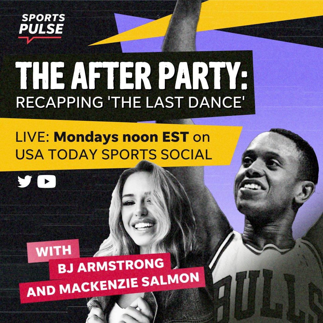 Usa Today Sports S Tweet Good News Part 1 Thelast Dance