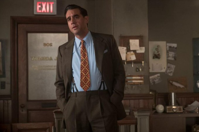 Happy Birthday to the talented Bobby Cannavale!