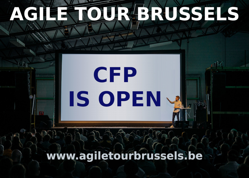 The Call For Papers for our 2020 Edition is now open.  Feel free to propose your session.  https://t.co/Lq81IE90jD https://t.co/o5Wdg98yjG  #ATBru2020 #agiletour #Brussels #Conference https://t.co/jFj5cvpiAt