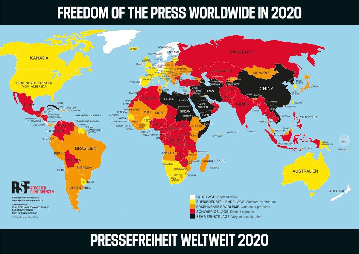 #Pressefreiheit