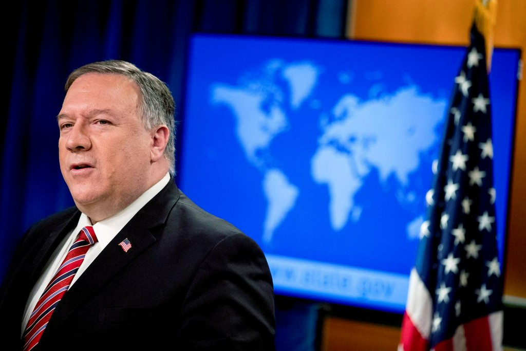 Pompeo says 'significant' evidence new coronavirus emerged from Chinese lab https://t.co/ACwpmMTOWw https://t.co/J9bNmpz17N