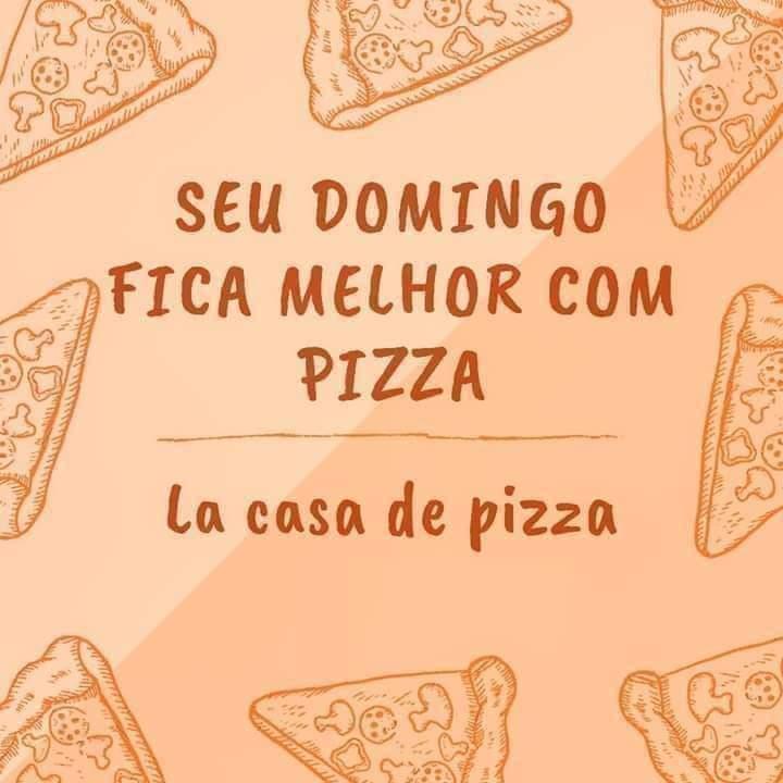 #eurecomendo #LaCasaDePizza . Domingão chegou, bateu aquele fome?  Liga pra #LaCasaDePizza (24) 2263-6510, (24) 992050809 ou (24) 993055622(whatsApp) #seudomingomerece #FelizPascoa #umadelicia #LaCasaDePizza #pizzapizza #encomendejasua pic.twitter.com/7E3gSWhQZK
