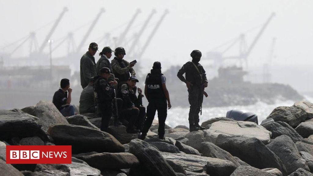 Venezuela accuses Colombia of attempting terrorist sea invasion dlvr.it/RVxZtJ