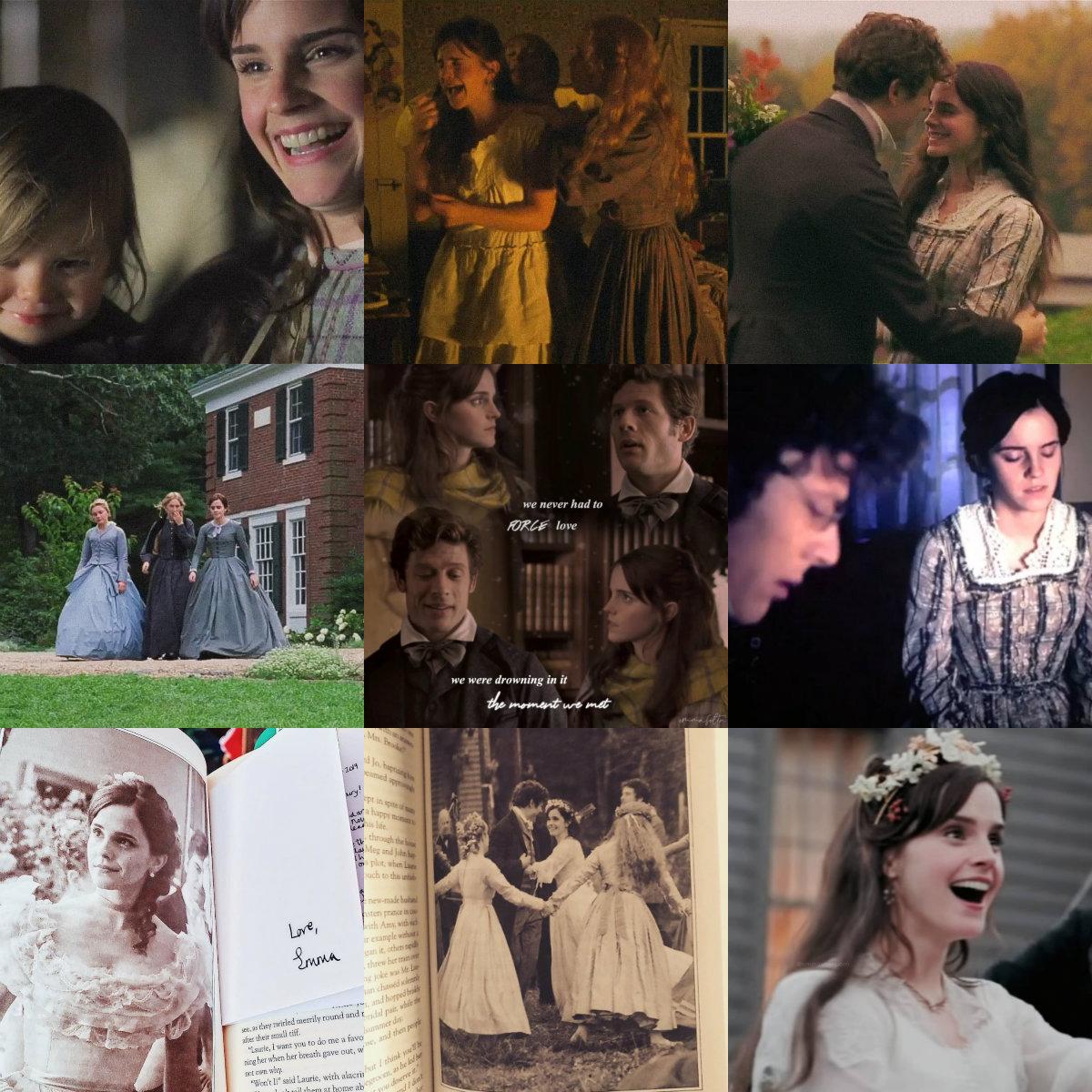 Srkpcdr On Twitter December Recap 2019 Emmawatson Movie Littlewomen Emma Watson In Little Women New Clips Photos December 30 2019 More Pictures Emma Watson As Meg March December