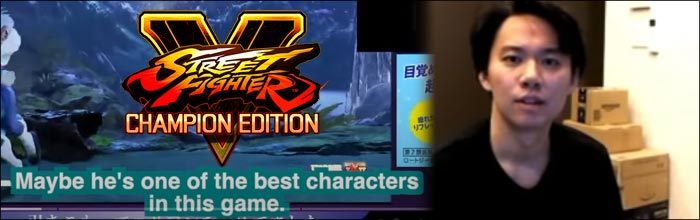 Event Hubs On Twitter Tokido Reveals Two Characters He Believes