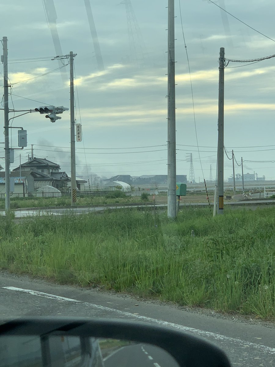 アクセス 岩沼 火事 日本