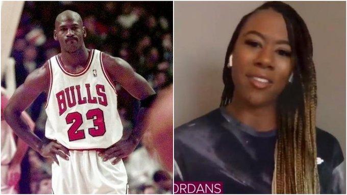 喬丹女兒:12歲前我不知道為何大家對MJ如此著迷,網路搜索一下才知道他有多偉大!