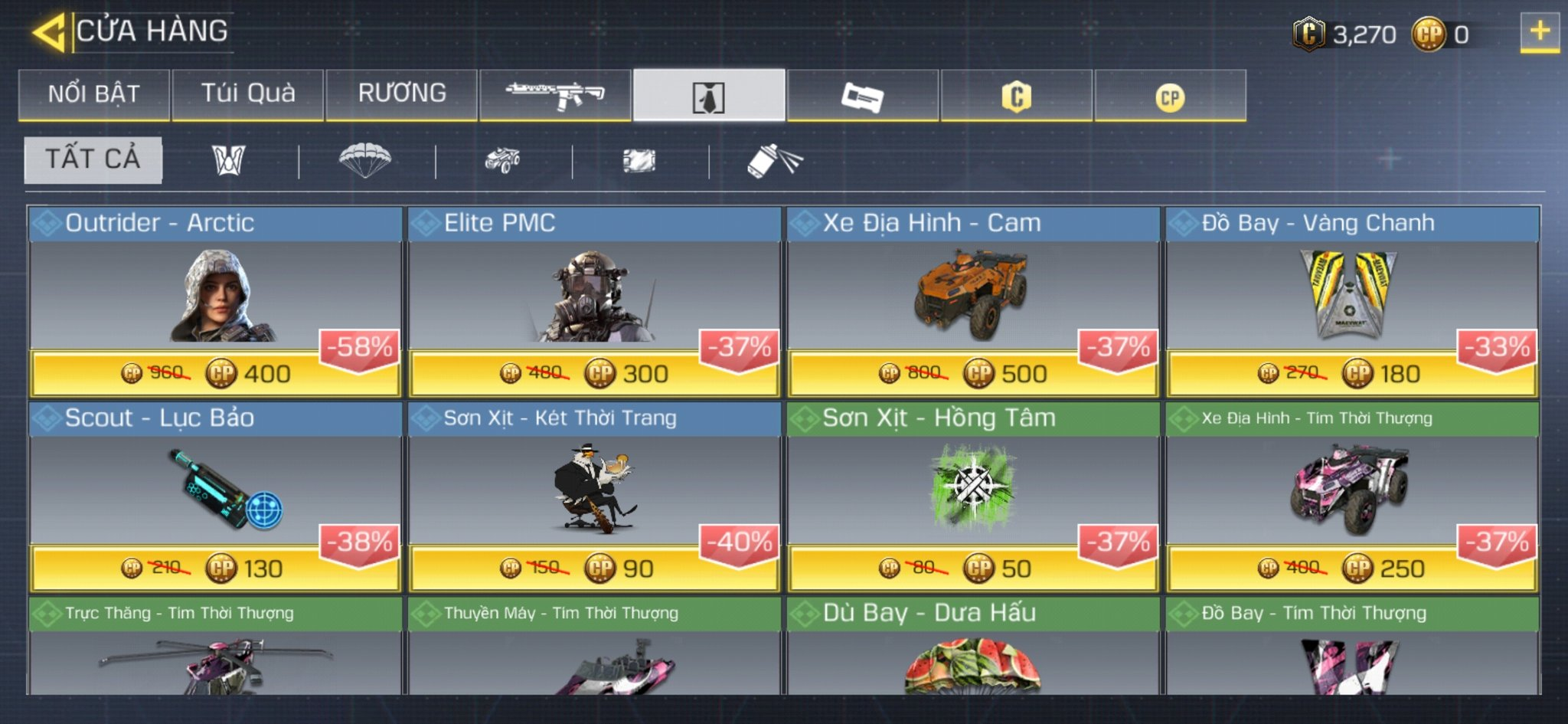 Call Of Duty Mobile En Twitter Vietnamese Version Of Codm Cp Store Offer From Today