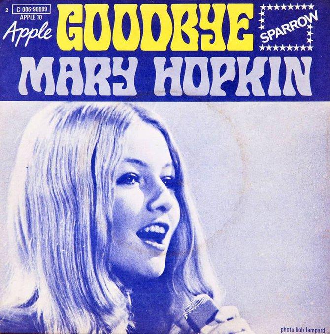 Happy Birthday Mary Hopkin!