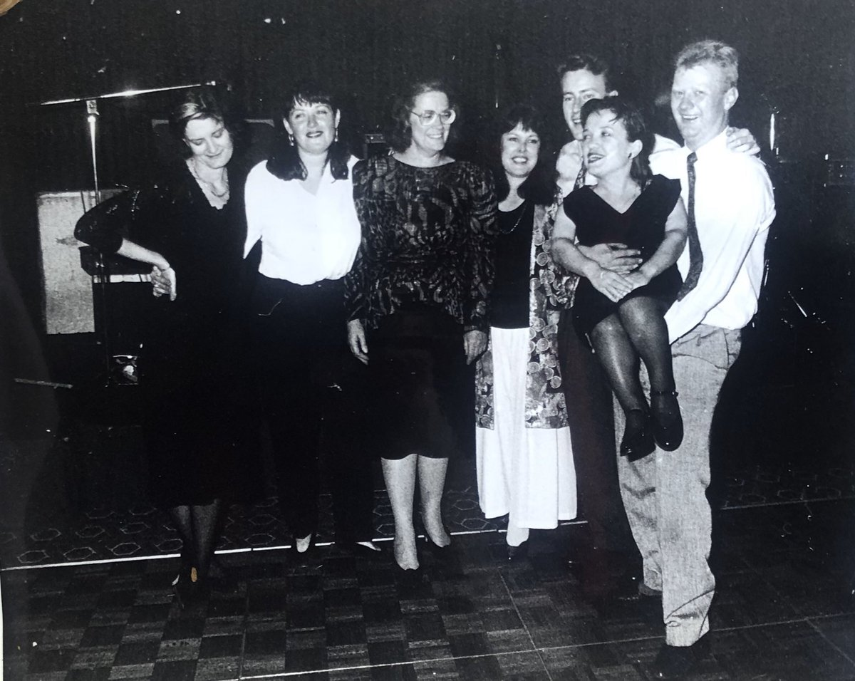 30. This clean up your life by going through the shed boxes in #coronavirusworld (the past FFS) is too much! 1991 photo of @theage Canberra bureau. @michellegrattan @mpbowers @KarenMMiddleton @MMEasterbrook