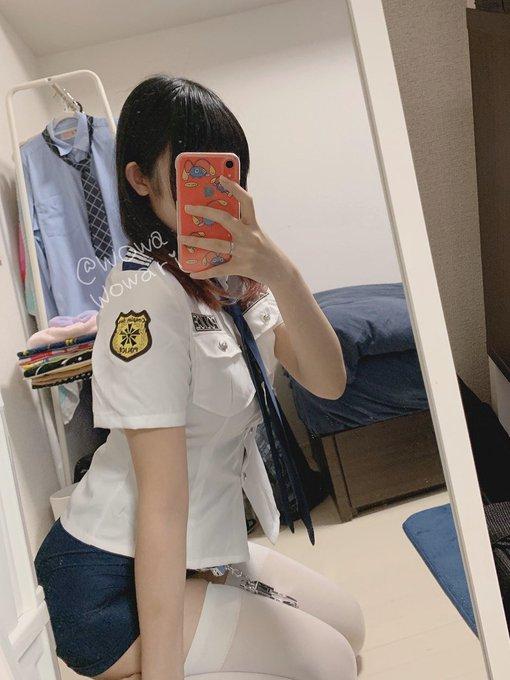 コスプレイヤー緒和終莉のTwitter自撮りエロ画像21