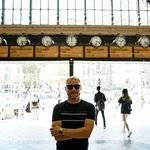 Today, our virtual travel guide @ValtteriBottas takes us to sunny Melbourne, Australia. Early this year, Valtteri visited the Flinders Street railway station – a beautiful, art nouveau style building that's secured by Abloy! 🔐 #VB77 #AbloyForTrust