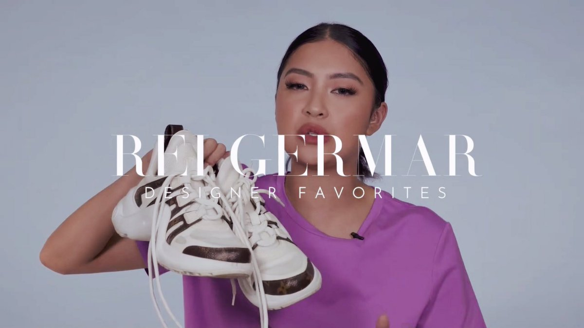 REI GERMAR DESIGNER PICKS! | @previewph watch full video here: preview.ph/fashion/rei-ge…