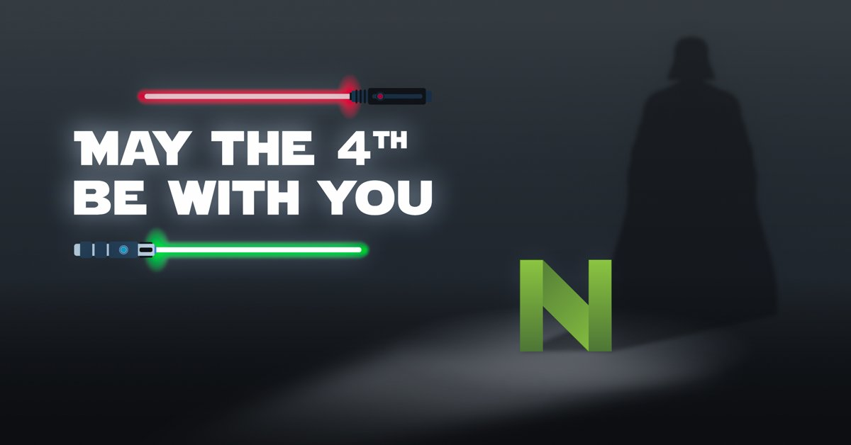 May the 4th be with you - Happy Star Wars Day!  #Nordigen #FinTech #StarWarsDay https://t.co/BfHZKA0sQR