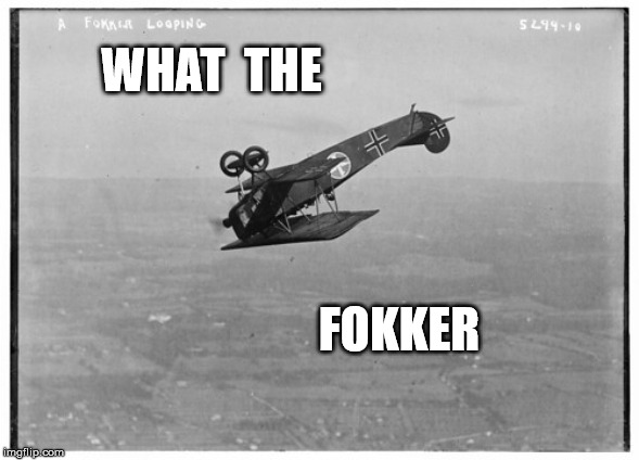 What the Fokker