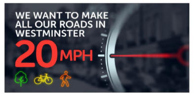 MPs will be beneficiaries of new 20mph limits of the roads where they work as  @CityWestminster sets a 20mph limit for all borough roads. Will they now support doctors calling for an emergency national 20mph urban limit to save lives and support NHS https://t.co/bKPqdZEmJX https://t.co/ZimCGZcEq0