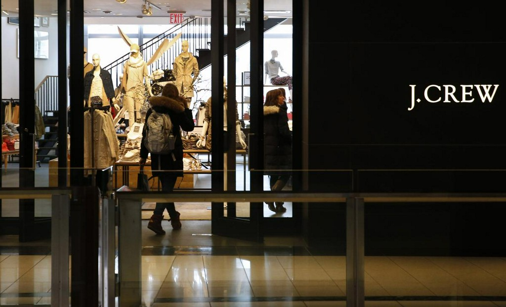 J. Crew files for bankruptcy protection https://t.co/7ISB1DUmCF https://t.co/KXuNeEaJ5H