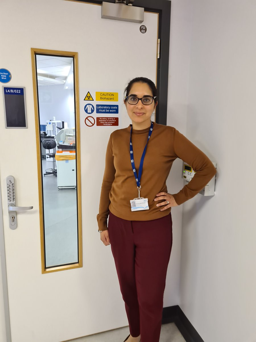 #HutchieHero Dr Khalsa is mum to Subir in P4 and a Consultant Medical Microbiologist working at Queen Elizabeth University Hospital. #WeAreHutchie #BeOneOfUs https://t.co/hYc5SGxTIo