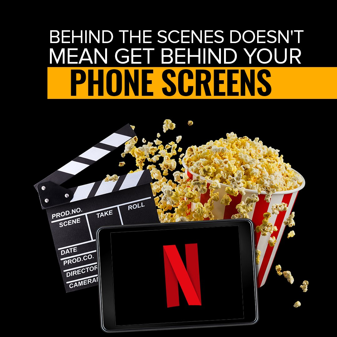 Behind the scenes doesnt mean get behind your phone screens. #camera #act #acting #scriptwriting #monday #mondaymotivation #mondaythought #actinglove