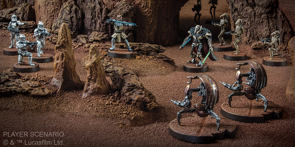 From the halls of Kamino to the sands of Geonosis, the Grand Army of the Republic is in the #CloneWars to win the fight. Have you played #StarWarsLegion yet? Share the minis you've painted. #MayThe4thBeWithYou #StarWars https://t.co/rGgDTWRzQD