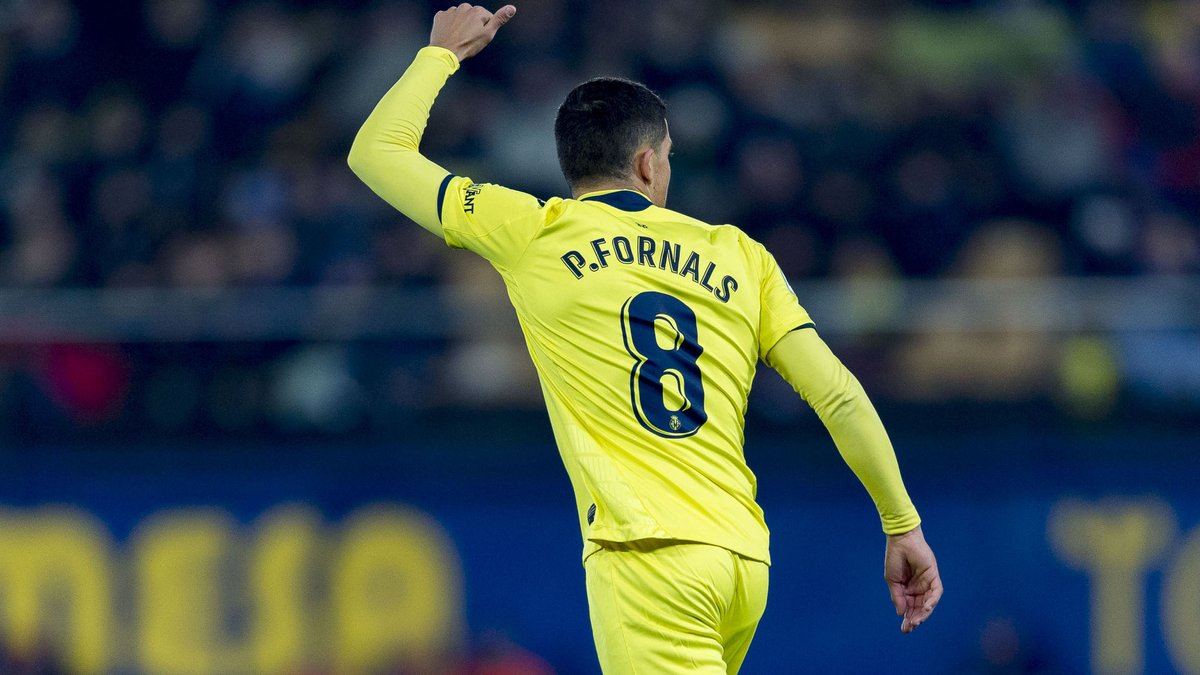 #VillarrealTV 📺   Tras completar el escrutinio 🗳️⚽️, el ganador al mejor gol del #Villarreal de las últimas 5 temporadas ha sido... ¡¡¡@pablofornals 💣!!! ¡Buena elección, groguets 💛👏!