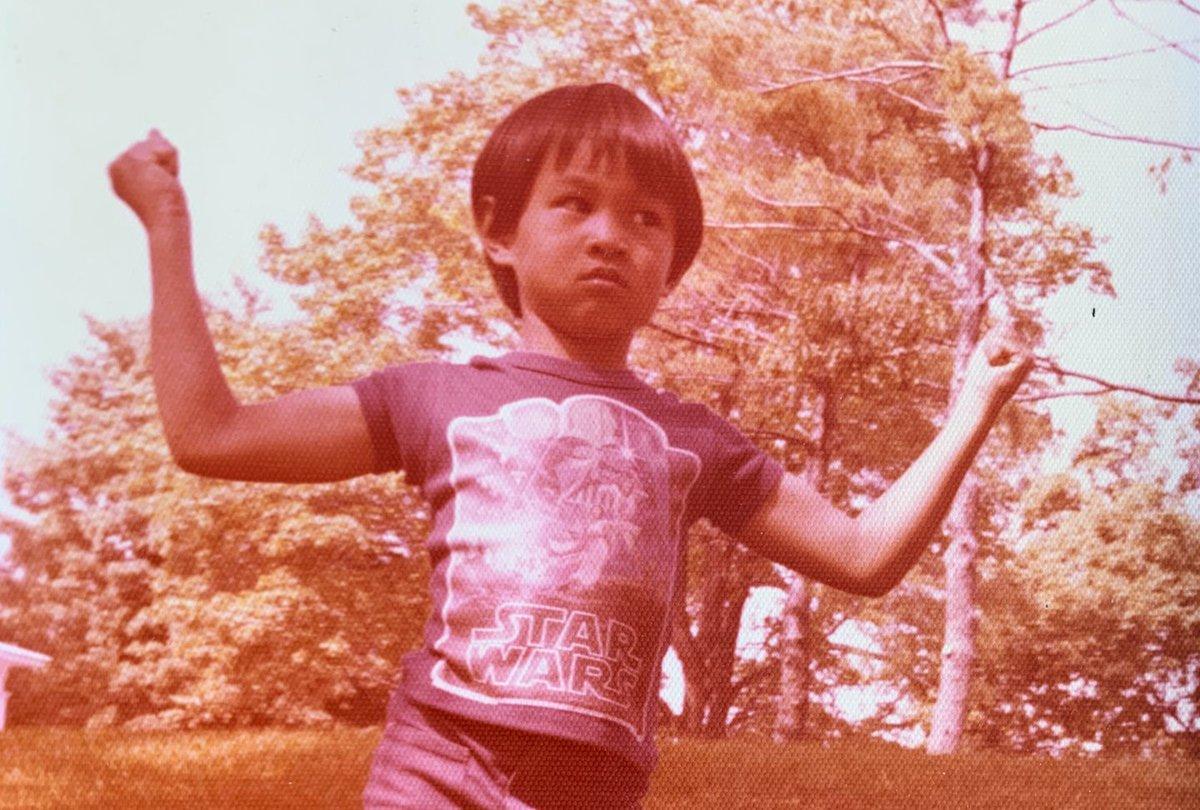 Growing up Star Wars by Phuc Tran