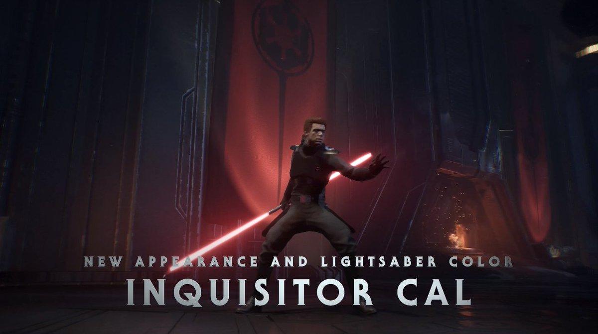 "Wario64 on Twitter: ""Star Wars Jedi: Fallen Order – Free Update ..."