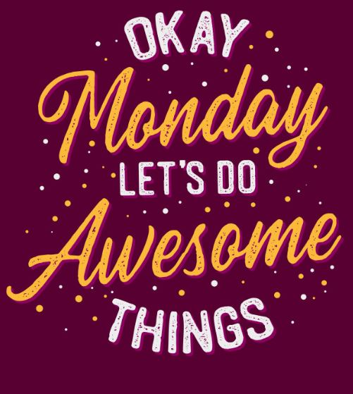 Have a great week Dragons! #mckproud