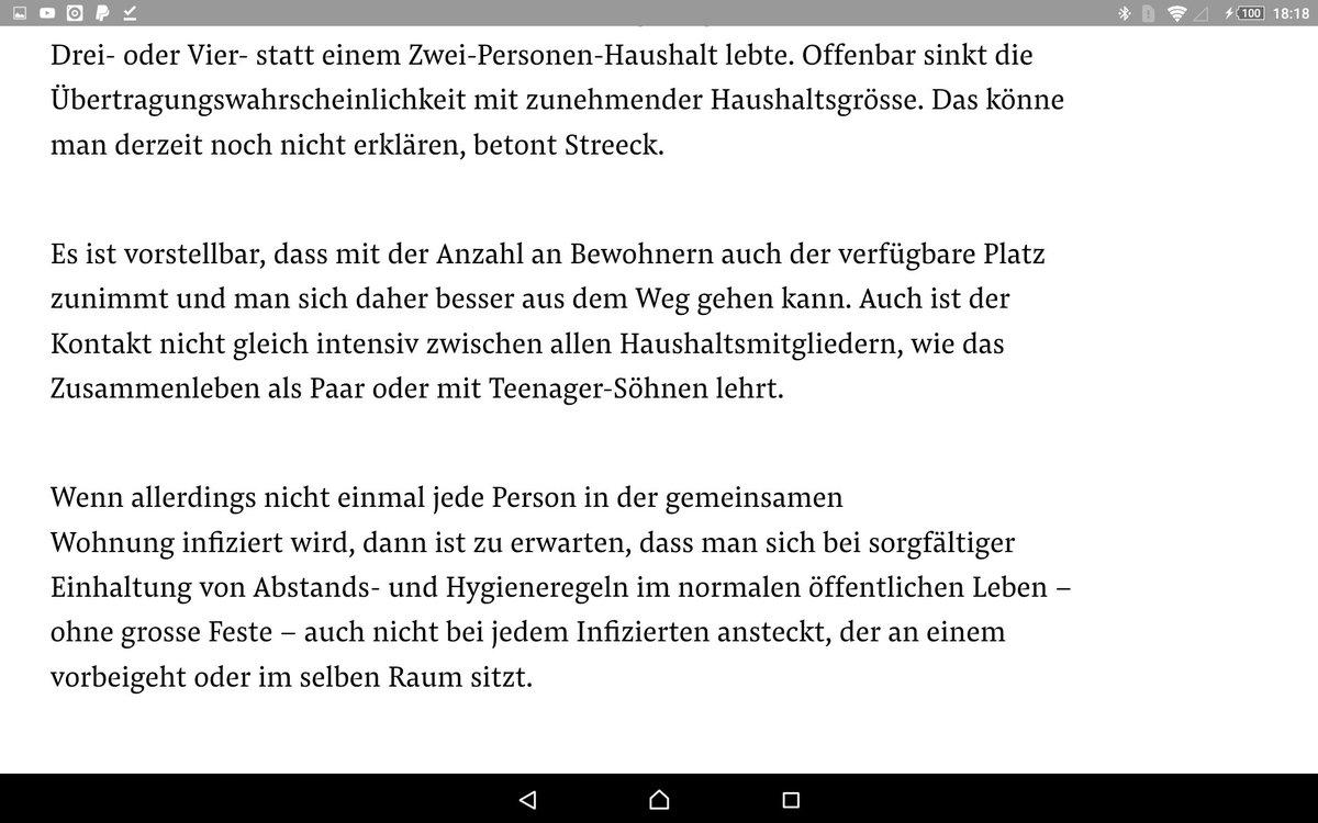 #Heinsbergstudie