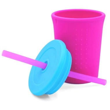 How many cups does your household go through every day?   This is one cup your kids will enjoy reusing. #siliconestraw #reusablestraw https://t.co/wfnuzh8nDG