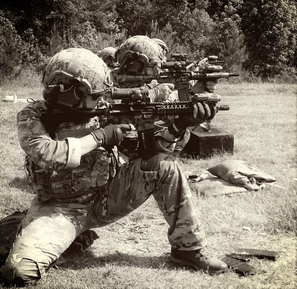 Just like leg day, #Rangers will not skip range day! #RLTW! 📸 by 3d Ranger Battalion #Ready2Fight @USASOCNews