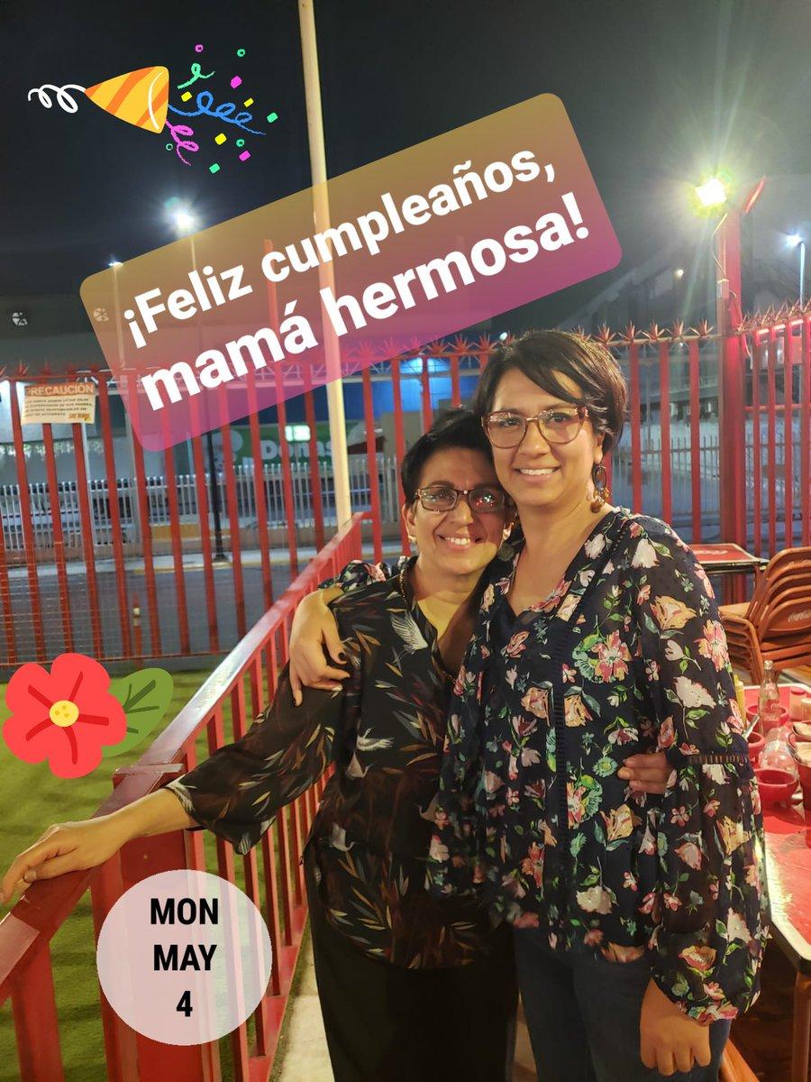 #HappyBirthdayMom #MayThe4thBeWithYou  #comodosgotasdeagua #mamáehijapic.twitter.com/mqs8l48NbO
