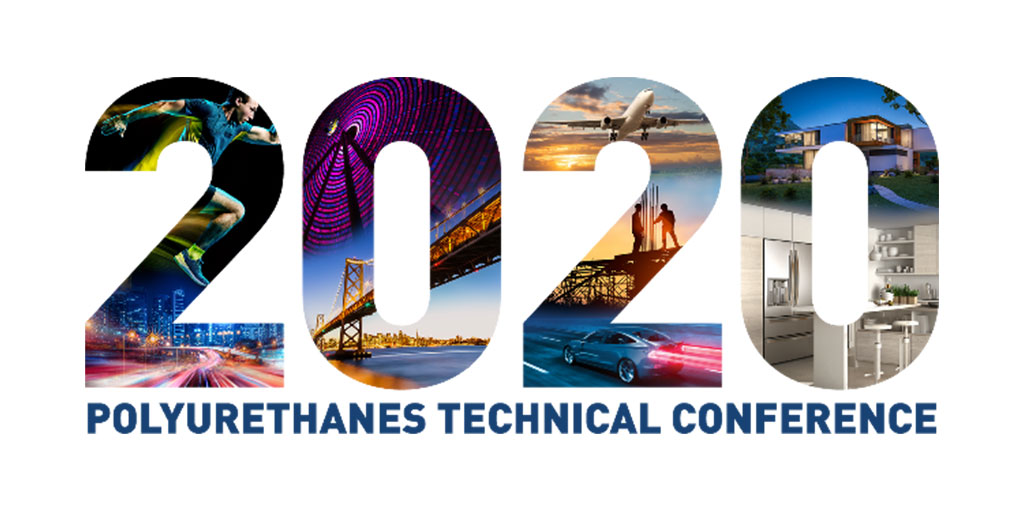 Registration is now open for the Center for the Polyurethanes Industry's 63rd annual Polyurethanes Technical Conference. #PolyCon2020 https://t.co/rTHLFvUzt9 https://t.co/lBTigpA8g1