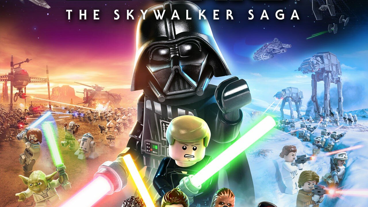 Push Square On Twitter Lego Star Wars The Skywalker Saga Celebrates May 4th With Key Art Reveal Https T Co A1wrtgphdw Warnerbros Ps4 Lego Starwars Boxart Https T Co Z5neknxwhm
