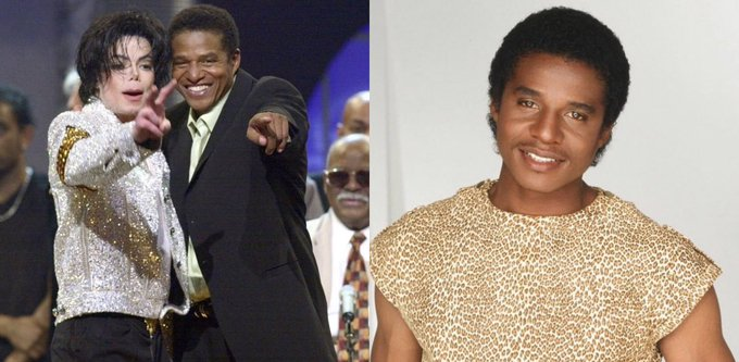 Jackie Jackson HAPPY BIRTHDAY