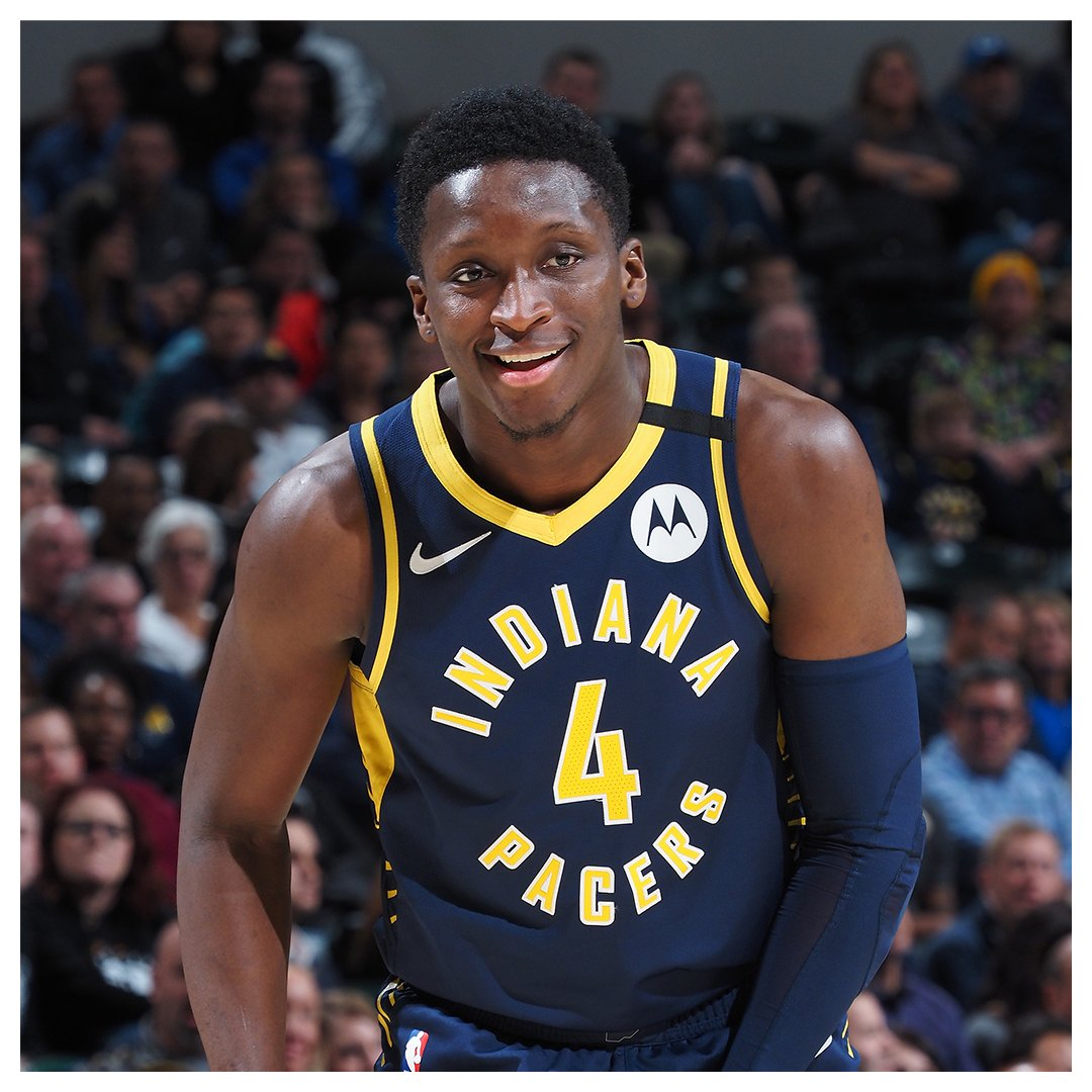 Happy Birthday to 2x NBA All-Star Victor Oladipo of the Indiana Pacers!   Shop here: