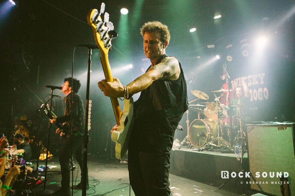A very Happy Birthday to Green Day\s Mike Dirnt!