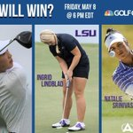 Image for the Tweet beginning: Tune in to @GolfCentral on